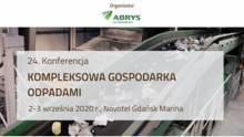 24. Konferencja Konferencja Kompleksowa gospodarka odpadami